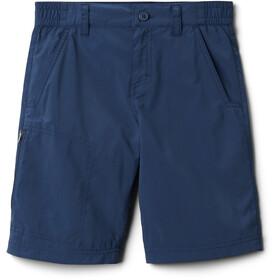 Columbia Silver Ridge IV Spodnie krótkie Chłopcy, niebieski